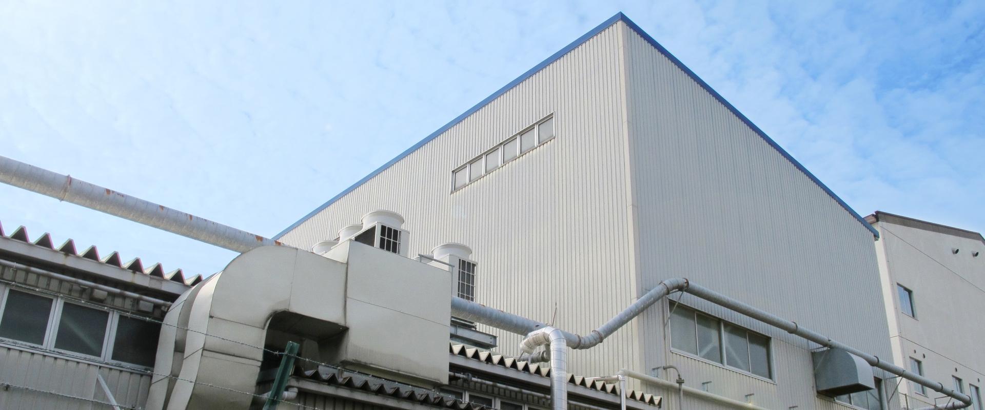 産業用空調設備